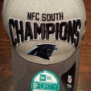Carolina Panthers 2015 NFC Champion Hat